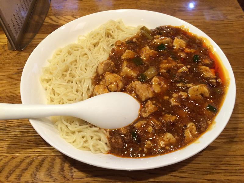 チンマー冷麺