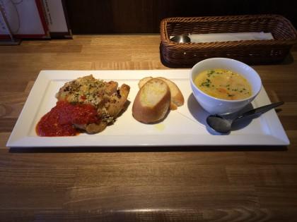 野菜のおいしいイタリアン ナキューズ(na.cuis)