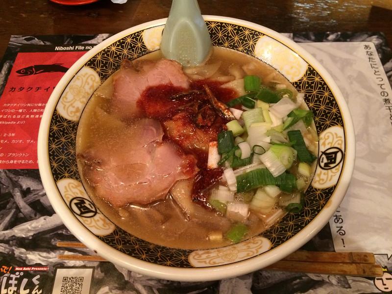 すごい!煮干ラーメン 凪 五反田西口店