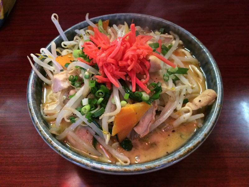 琉球チャンポン麺