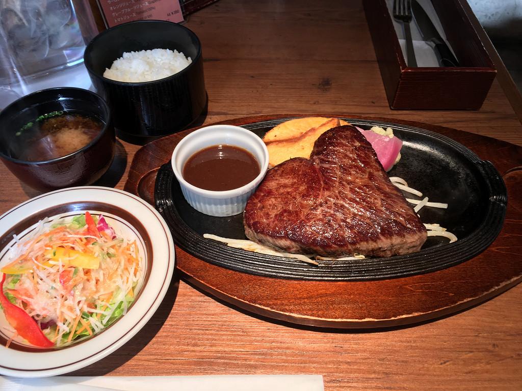 矢澤ステーキ