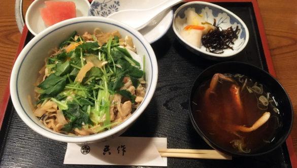 秋田比内地鶏親子丼