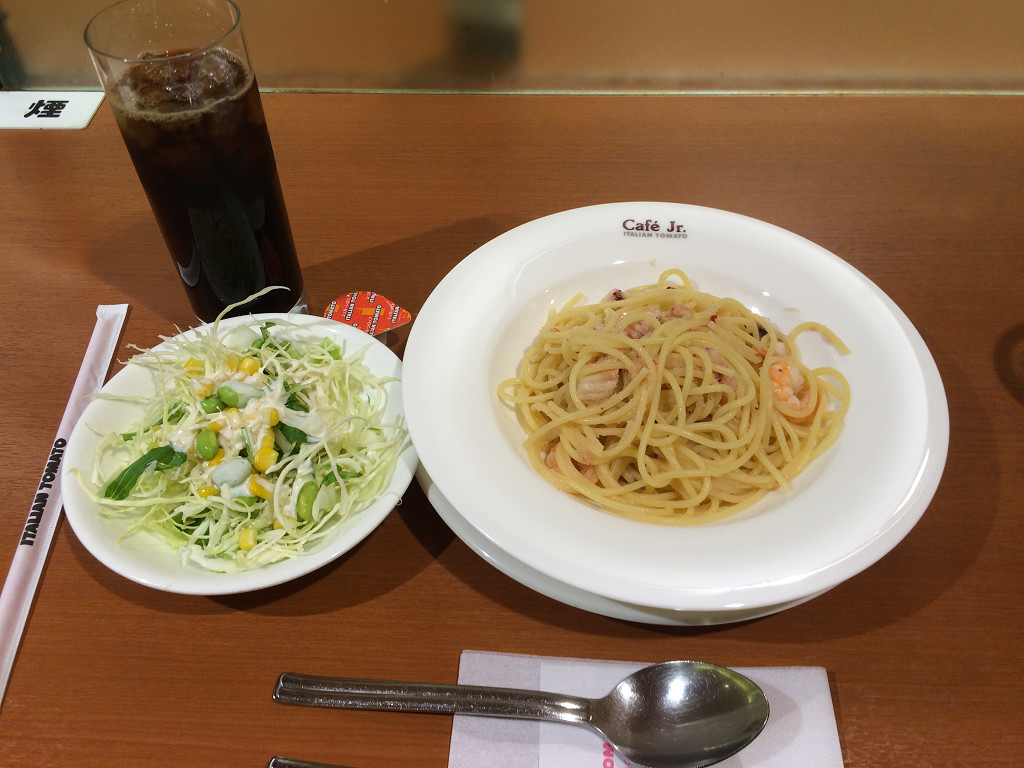 イタリアントマト カフェジュニア 五反田TOC店