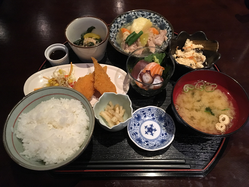 ルパド ナオシマ Naoshima御膳