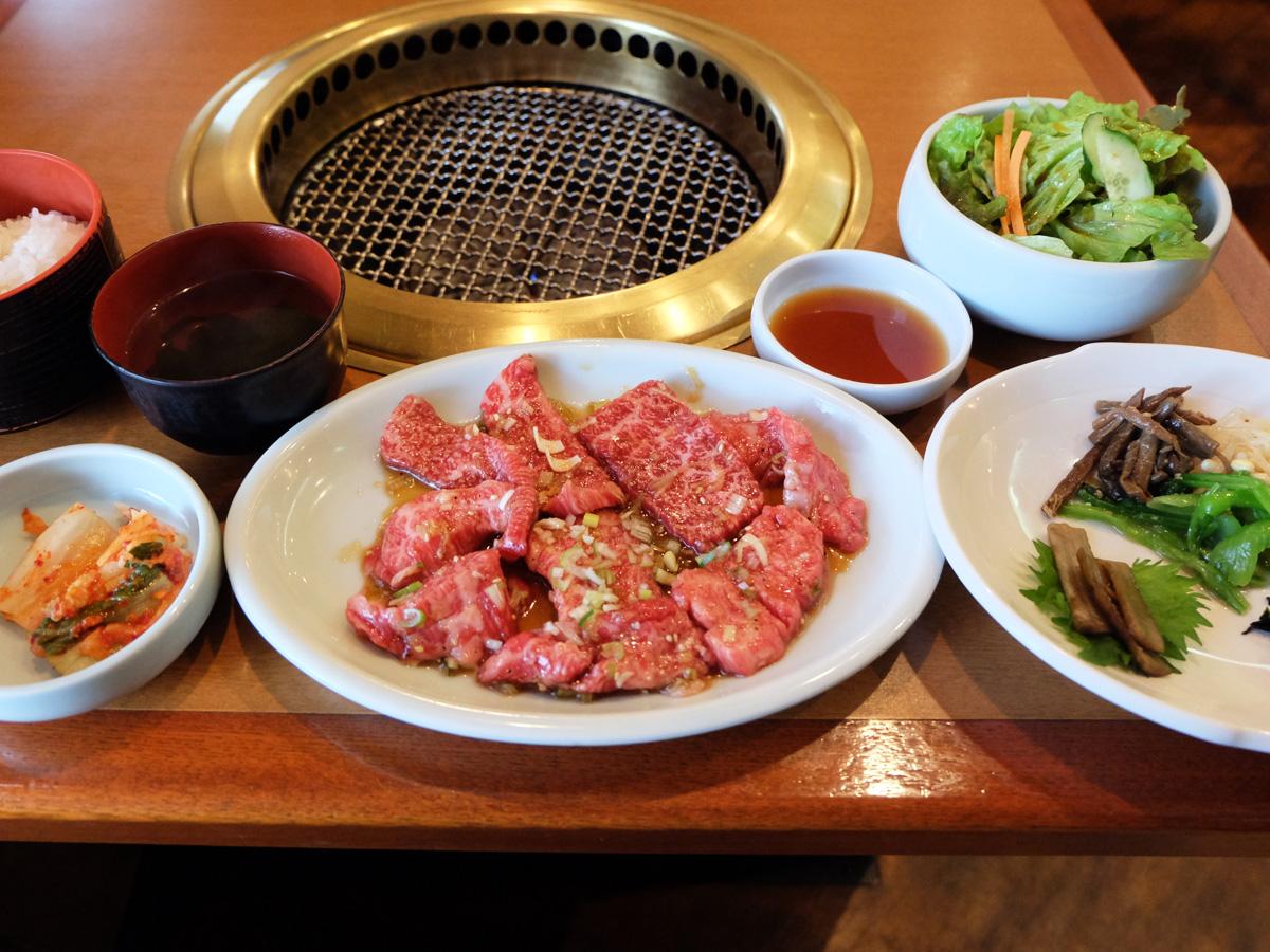 スペシャル焼肉お肉増量セット