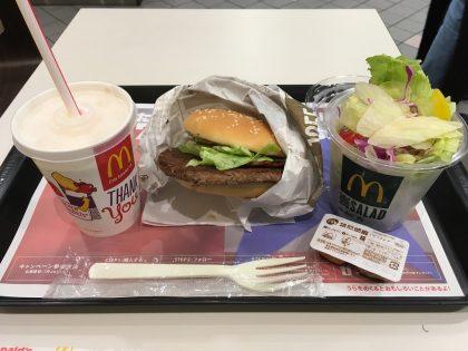 マクドナルド 目黒不動前店