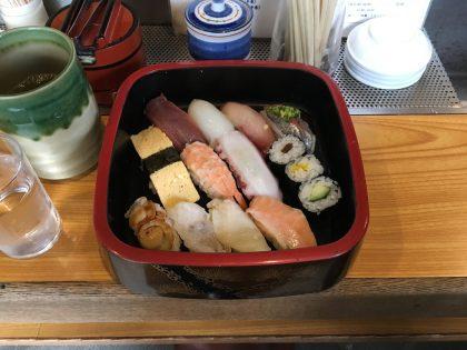 【閉店】立ち喰い寿司 都々井