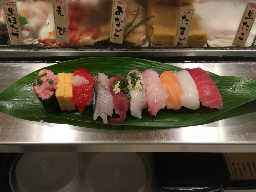 魚がし日本一 五反田店