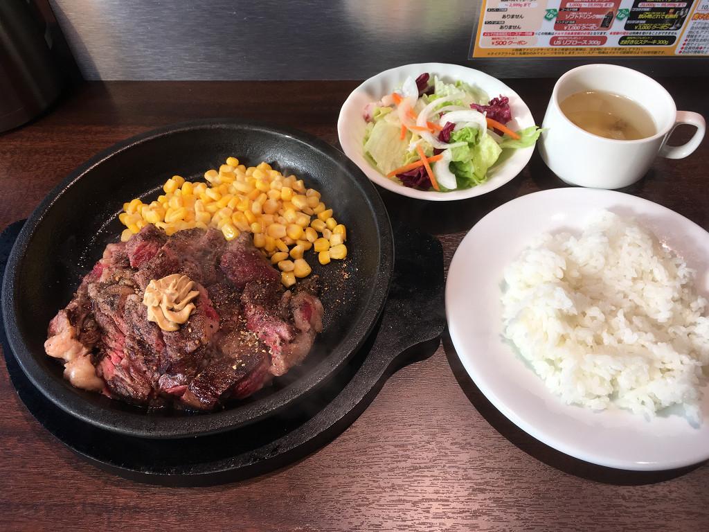いきなりステーキ五反田店