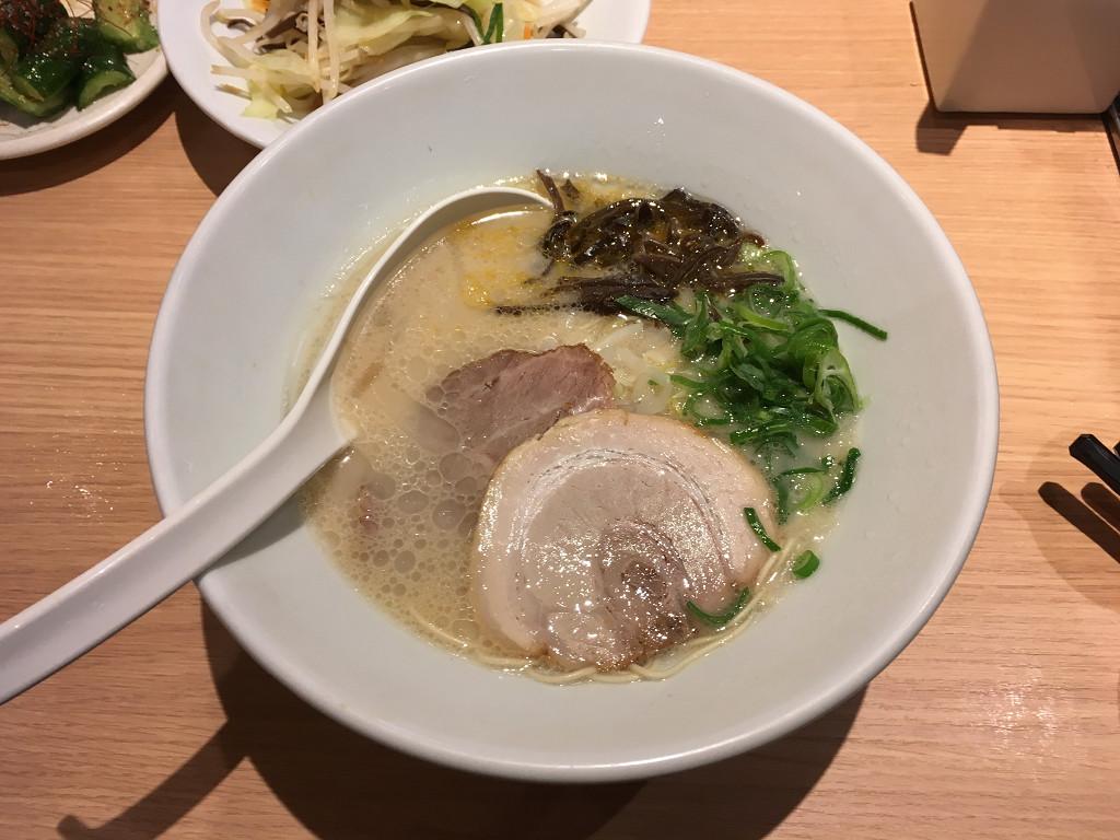 一風堂 五反田東口店 白丸元味