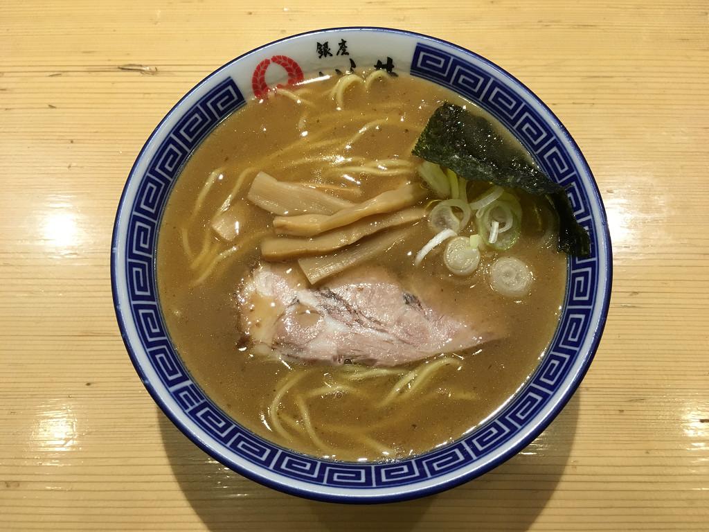 銀座 いし井 五反田店 中華ソバ
