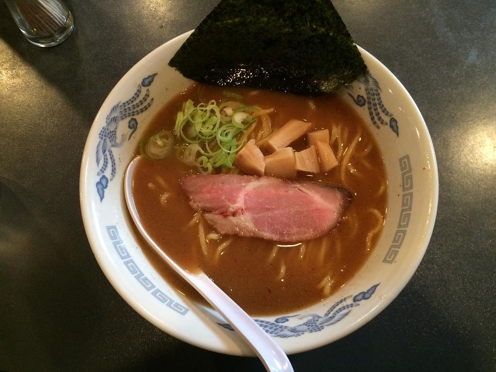麺屋お杉 限定ラーメン 醤油