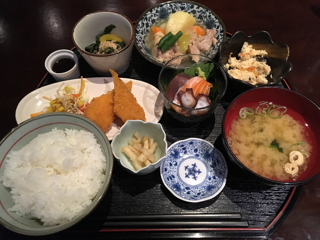 Naoshima御膳