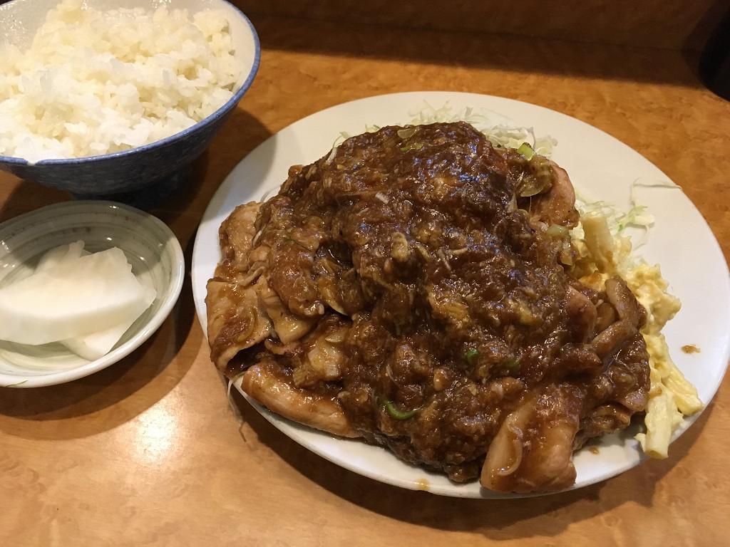 ポリネシアン定食