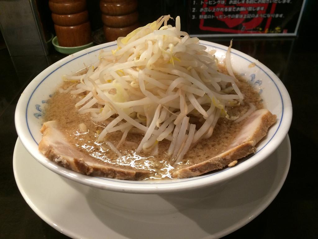 らーめん大 五反田店 らーめん(小)