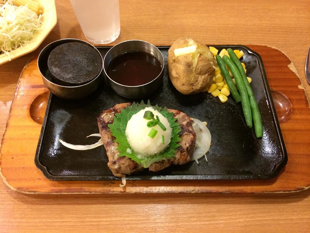 ステーキ約150g