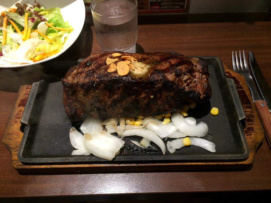 ステーキ約1.5ポンド