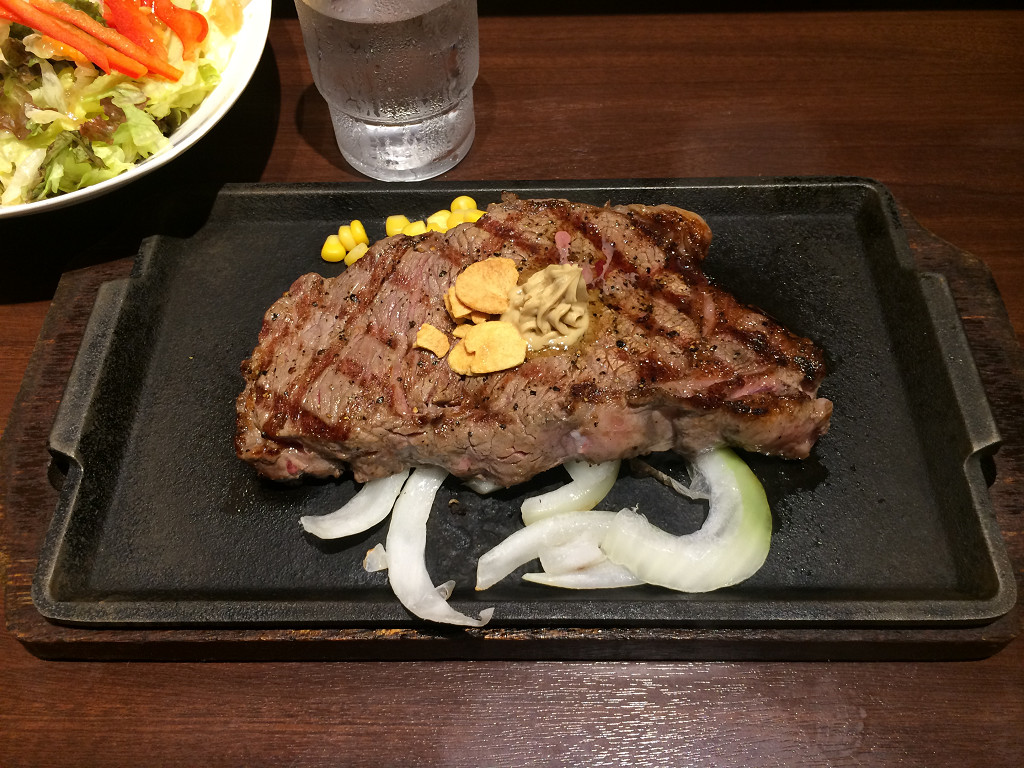 ステーキ約300g