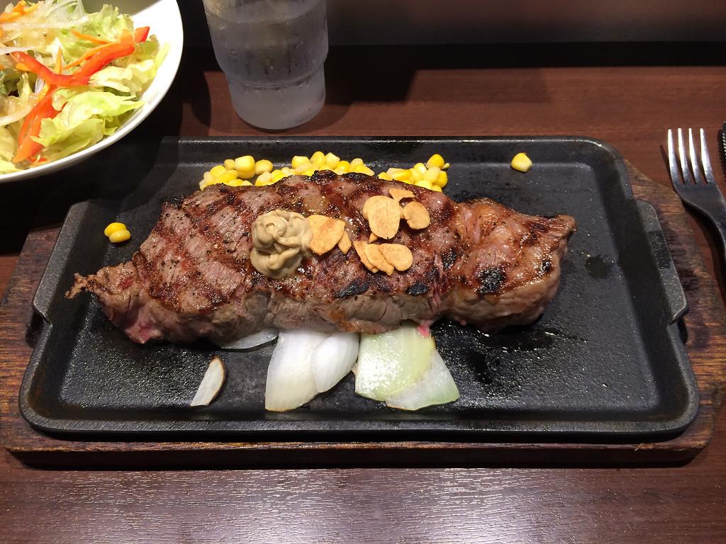 ステーキ約350g