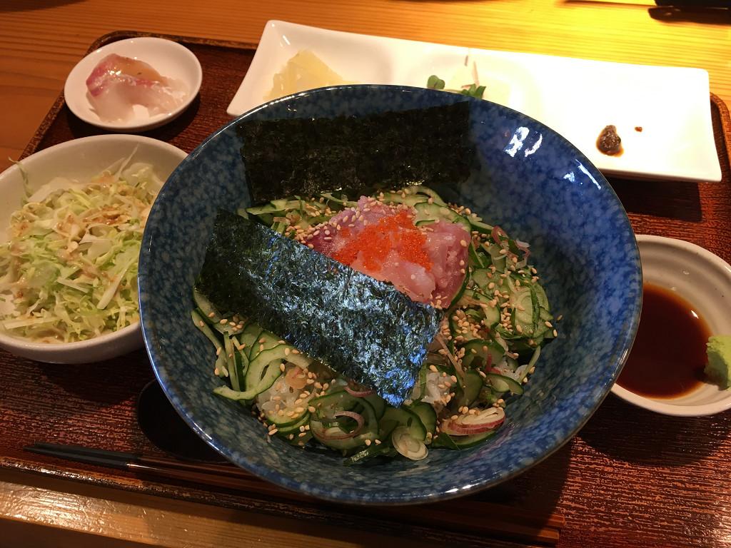 瀬戸内海鮮丼