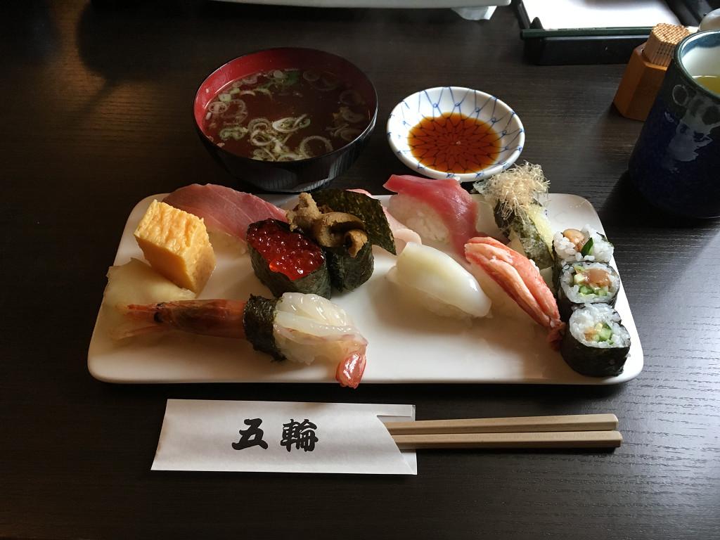 五輪鮨 五反田西口店