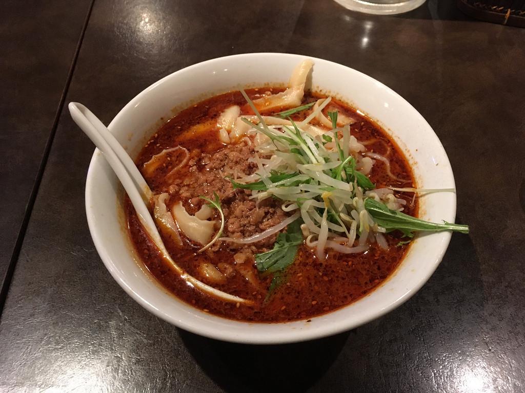 元祖・麻辣刀削麺