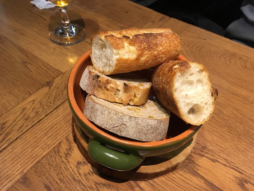 nemo特製パンの盛合せ
