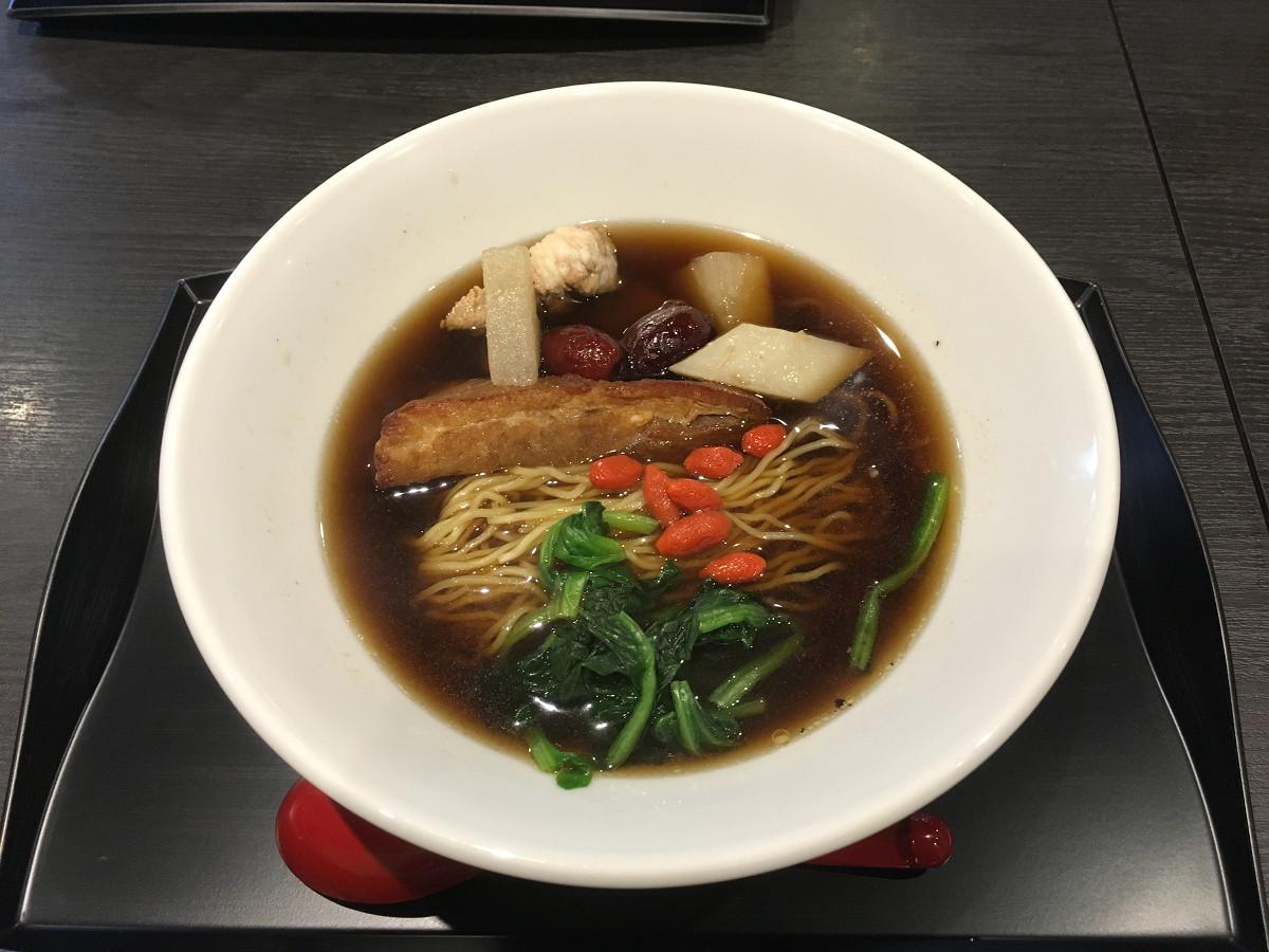 肉骨茶湯麺