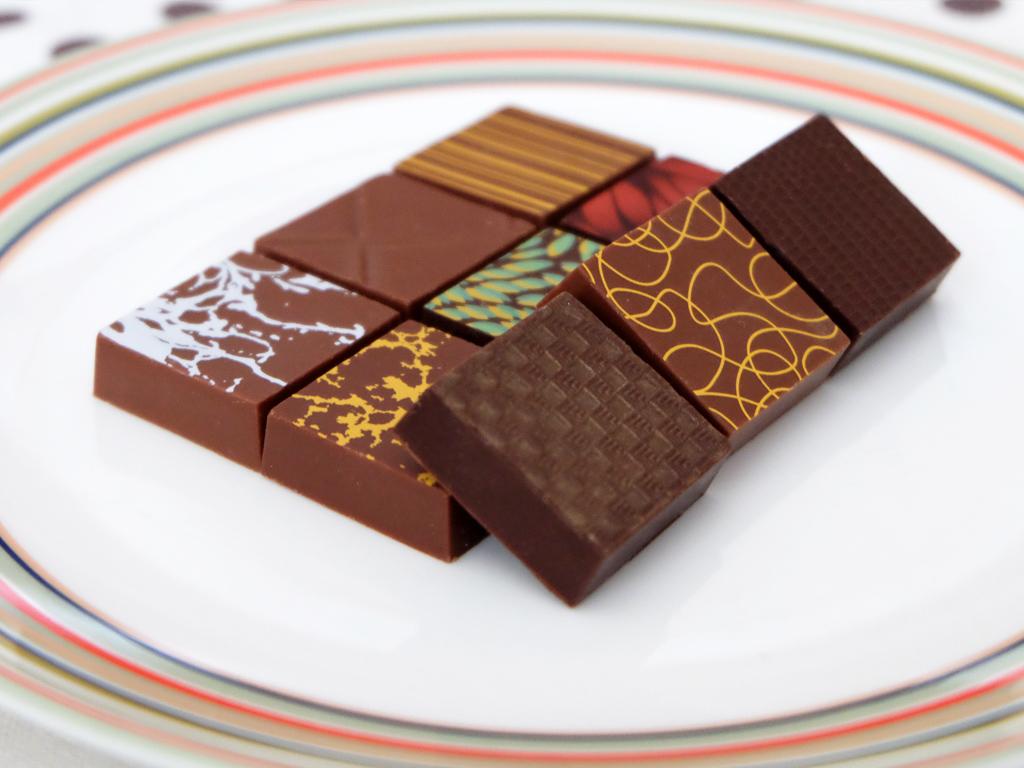 チョコレート9種