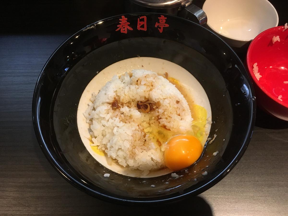 生卵かけご飯