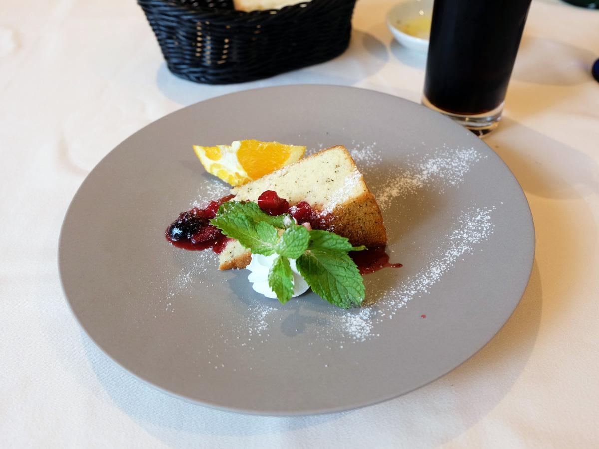 Aコース Pranzo Regalo デザート