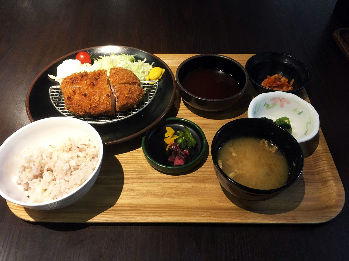 東邦食堂 五反田TOC店