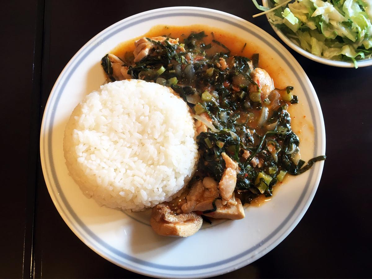アフリカ料理