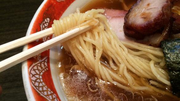 支那ソバの麺
