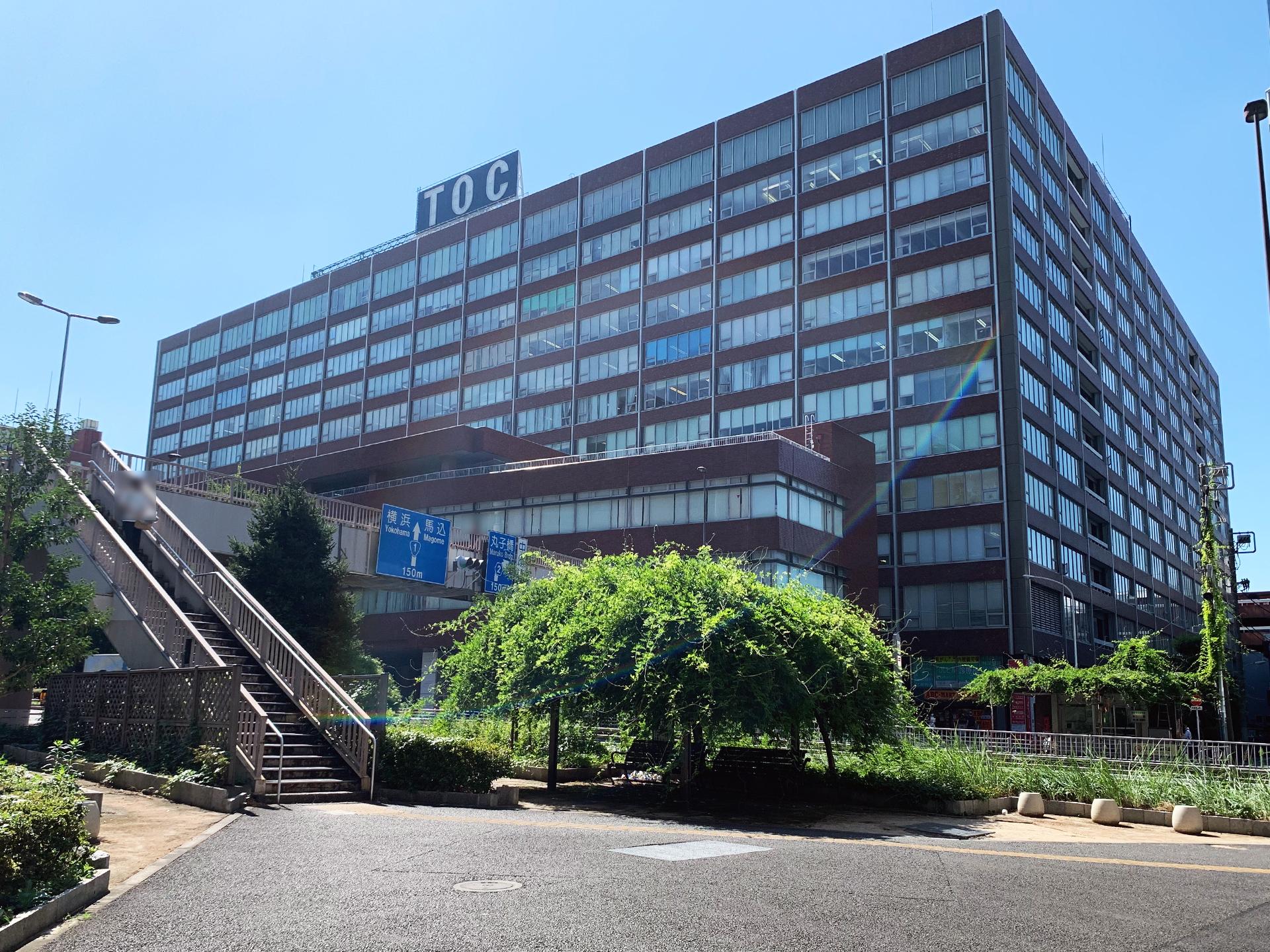 五反田TOCビルのランチ情報